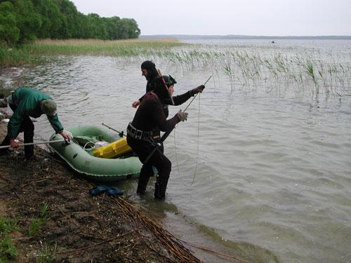 рыбалка на озере селява платная
